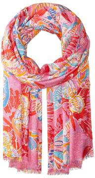 Echo Fly Away Oblong Scarves