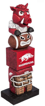 Evergreen Arkansas Razorbacks Tiki Totem