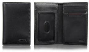 Tumi Men's 'Delta - Id Lock(TM)' Shielded Multi Window Card Case - Black