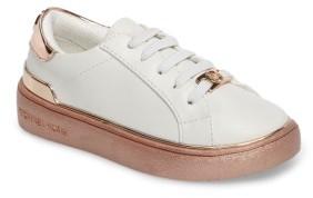 MICHAEL Michael Kors Girl's Ivy Cola Sneaker