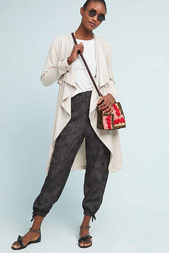 Anthropologie Silky Utility Pants