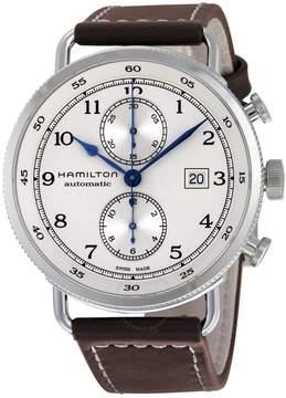 Hamilton Khaki Navy Pioneer Chronograph Automatic Men's Watch