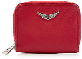 Zadig & Voltaire Mini Leather Wallet