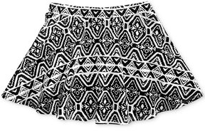 Epic Threads Mix and Match Geometric-Print Skater Skirt, Little Girls (4-6X), Created for Macy's