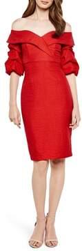 Bardot Devlin Off the Shoulder Dress