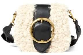 Ralph Lauren Shearling Lennox Bag Shearling One Size