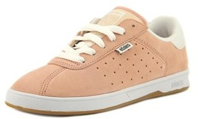 Etnies The Scam Round Toe Leather Skate Shoe.