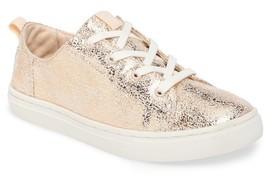 Toms Girl's Lenny Metallic Sneaker