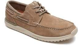 Rockport Langdon Leather Boat Shoes