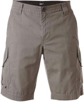 Fox Men's Slambozo Classic-Fit Cotton Cargo Shorts