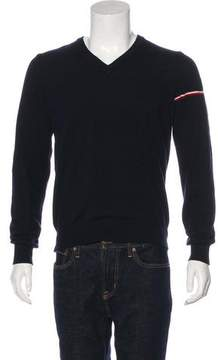 Moncler Maglione Tricot Wool Sweater
