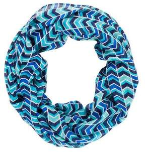 Calvin Klein Printed Infinity Scarf w/ Tags