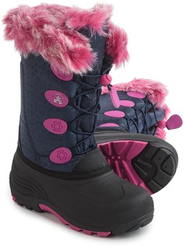 Kamik Snowgypsy Pac Boots - Waterproof, Insulated (For Little and Big Girls)