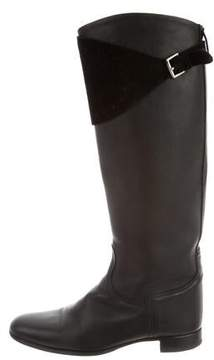 Hermes Evelyne Riding Boots