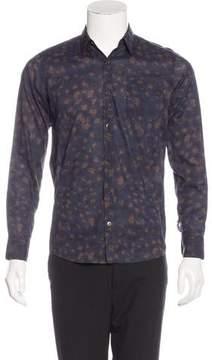 Dries Van Noten Leopard Print Shirt