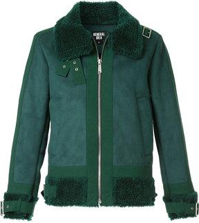 General Idea shearling jacket
