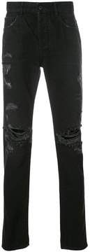 Marcelo Burlon County of Milan Wing slim-fit jeans