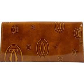 Cartier Patent leather purse