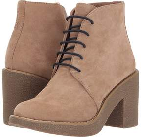 Jil Sander Navy JN29111 Women's Lace-up Boots