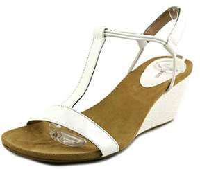 Style&Co. Style & Co. Womens Mulan Fabric Open Toe Casual Platform Sandals.