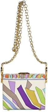 Emilio Pucci Vintage Multicolour Cloth Handbag