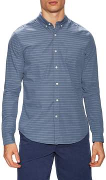 Life After Denim Men's Commuter Striped Sportshirt