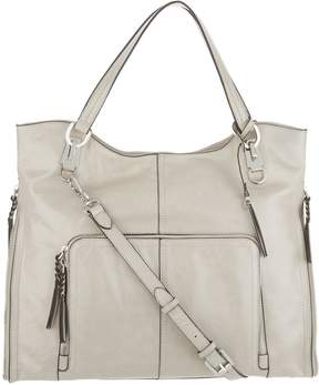 Vince Camuto Leather Tote Bag - Narra