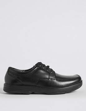 Marks and Spencer Extra Wide Fit Leather Shoes with AirflexTM