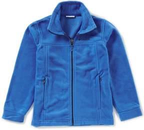 Columbia Big Boys 8-20 Steens MT II Fleece Jacket