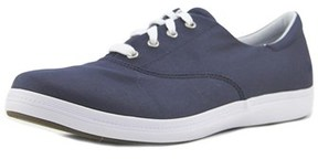 Grasshoppers Janey Ii W Round Toe Canvas Sneakers.