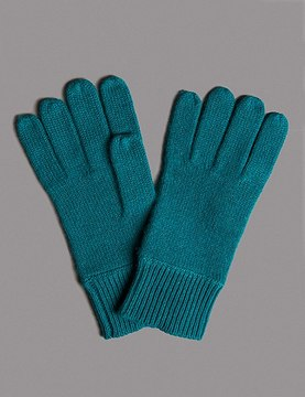 Marks and Spencer Pure Cashmere Gloves