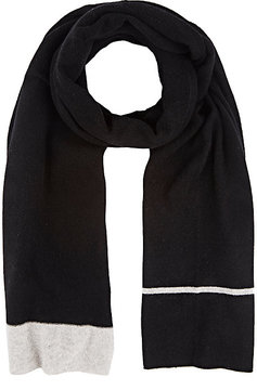 Barneys New York WOMEN'S COLORBLOCKED SCARF