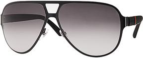 Safilo USA Gucci 2252 Aviator Sunglasses