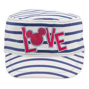 Disney Mouse Sweethearts Cadet Cap for Women
