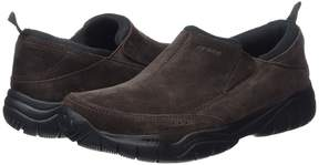 Crocs Swiftwater Leather Moc Men's Slip on Shoes