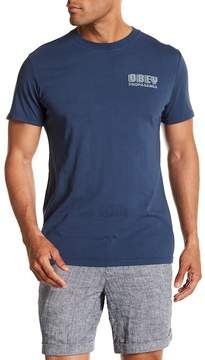 Obey Storefront Logo Tee