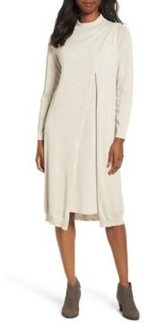 Eileen Fisher Women's Wool Sweater Dress