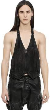 Alexandre Plokhov Horse Leather Vest