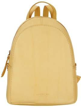 Co American Leather Glove Leather Backpack- Knoxville