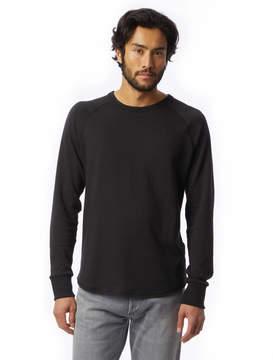 Alternative Apparel Kickback Vintage Heavy Knit Pullover Sweatshirt