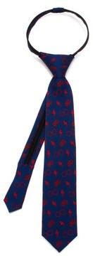 Cufflinks Inc. Boy's Cufflinks, Inc. Harry Potter - Icons Zip Silk Tie