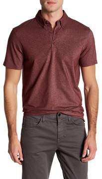 AG Jeans HHJ Short Sleeve Button Down Collar Polo