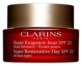 Clarins Super Restorative Day Cream SPF 20 All Skin Types/1.7 Oz.