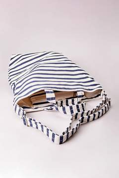 Forever 21 Baggu Striped Duck Bag