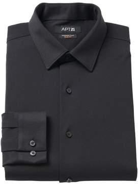 Apt. 9 Men's Premier Flex Slim-Fit Stretch Knit Dress Shirt