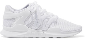 adidas Eqt Racing Adv Stretch-knit And Neoprene Sneakers - White