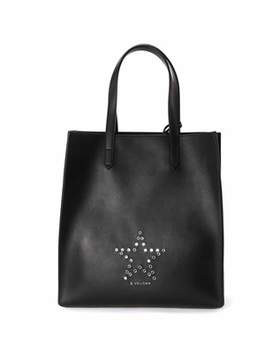 Givenchy Women's Black Leather Tote.