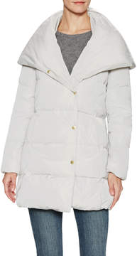Cole Haan Women's Shawl Collar Down Coat