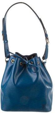 Louis Vuitton Petit Epi Noe Bag - BLUE - STYLE