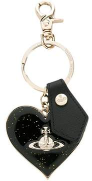 Vivienne Westwood Women's 8203000800377n401 Black Metal Key Chain.